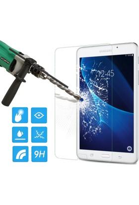 Ally Samsung Galaxy Tab A 7.0 (2016) T280,T285 Kırılmaz Cam Ekran Koruyucu