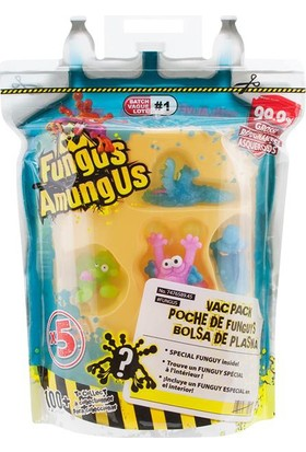Fungus Amungus Seri 1 5'Li Serum Paketi Model 7