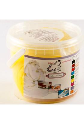 Dr Paste Şeker Hamuru 500 Gr - Sarı