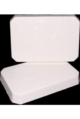 Elitparti Sabun Bazı Opak Beyaz 1 Kg