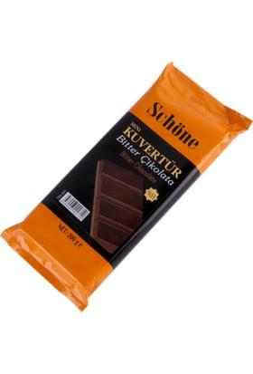 Elitparti Schöne Mini Bitter Kuvertür Çikolata 200 Gr