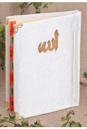 İhvan Allah Lafızlı Kadife Yasin Kitabı