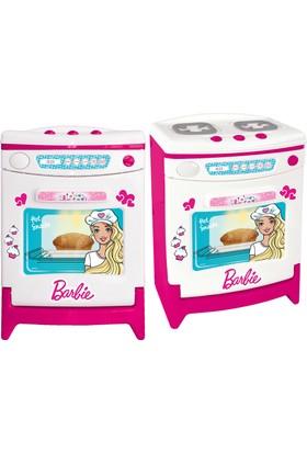 Barbie Ocaklı Fırın Set