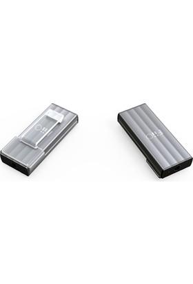 Fiio K1 Taşınabilir Kulaklık Amfisi and USB DAC, Titanium