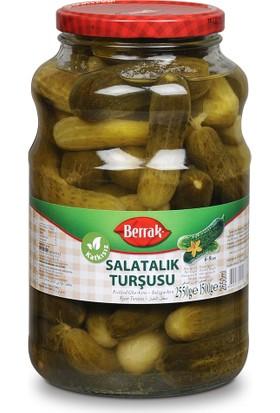 Salatalık Turşusu No:2 2650 ml Cam