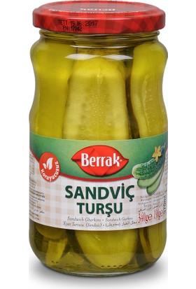 Salatalık Turşusu Sandviç 370 ml Cam