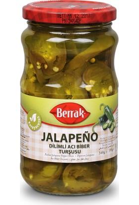 Jalapeño Biber Turşusu 370 ml Cam