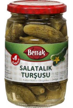 Salatalık Turşusu No:0 370 ml Cam