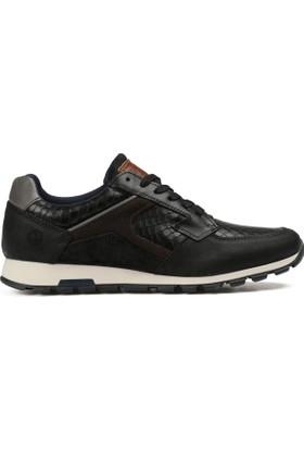 Jooze Siyah Erkek Günlük Ayakkabı J4065Bl