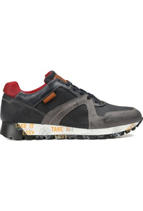 Jooze Lacivert Erkek Günlük Ayakkabı J4178Nv