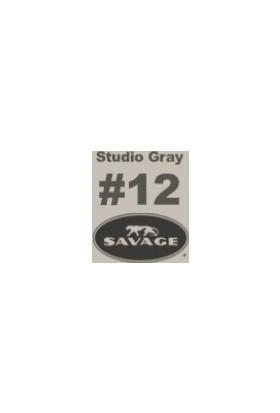 Savage (U.S.A) Stüdyo Kağıt Fon Studio Gray Seamless Paper 271*1100 cm