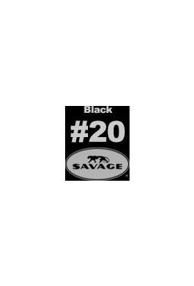 Savage (U.S.A) Stüdyo Kağıt Fon Black Seamless Paper 271*1100 cm