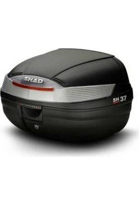 Shad Motor Çantası Shad 37 Lt Siyah