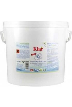 Klar Organik Çamaşır Makinası Yıkama Tozu (Beyaz ve Renkli) 4.4 kg