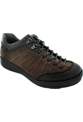 Komcero 516 Erkek Günlük Ayakkabı Kahverengi