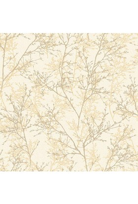 Dekor Harmony 160-B Ağaç Dalı Duvar Kağıdı