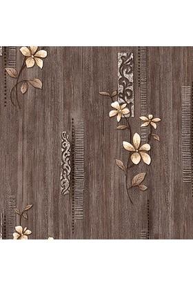 Dekor Vision 275-E Çiçek Desenli Duvar Kağıdı