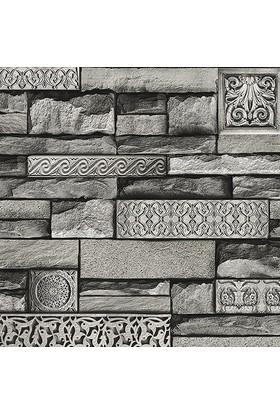 Dekor Harmony 105-B Yerli Taş Desenli Duvar Kağıdı