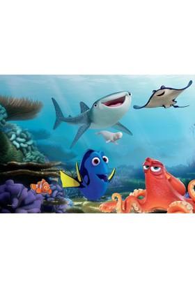 Ks Games 100 Parça Kayıp Balık Dory Puzzle