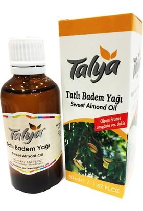 Talya Tatlı Badem Yağı 50 ml
