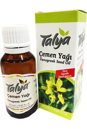 Talya Saf Çemen Yağı 20 ml