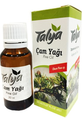 Talya Saf Çam Yağı 20 ml