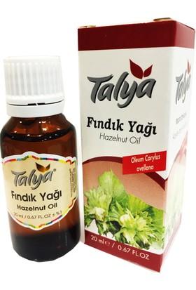Talya Saf Fındık Yağı 20 ml