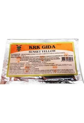 KRK Turuncu Gıda Boyası 9 gr