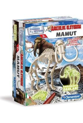 Clementoni Mamut Flaresan Arkeolojik Kazı Seti
