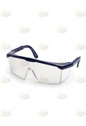 May Safe Usta Çapak Gözlüğü Beyaz (12 Adet)