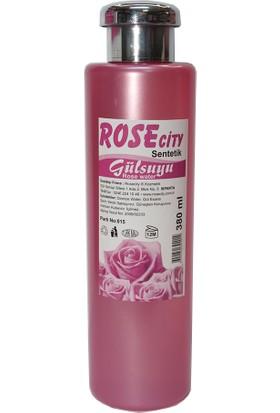 Rose City Rosecity Sentetik Gül Suyu Lüx 380 Ml