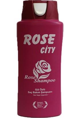 Rose City Rosecity Gül Şampuanı 400 Ml