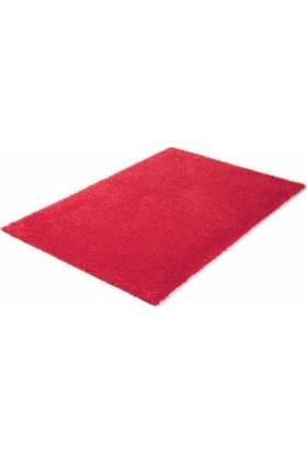 Prizma Romanza Kaymaz Taban-Kırmızı 100x150 cm