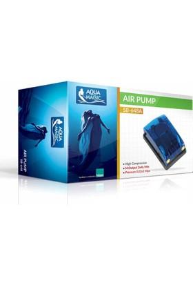 Aqua Magic Sb-648A Hava Motoru