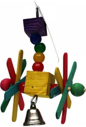 Fit Fly T928 Değirmenli Kuş Oyuncağı