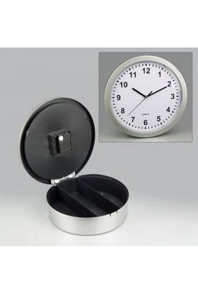 Duvar Saati Görünümlü Gizli Kasa