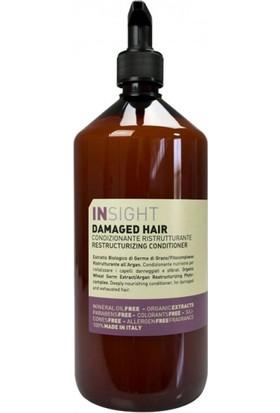 Insıght Damaged Hair Yıpranmış Saçlar İçin Onarıcı Bakım Kremi 1000 Ml
