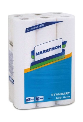 Marathon Standart Rulo Havlu 12 Li