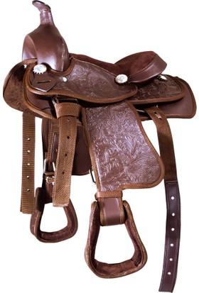 Lunay Eyer Western Pony Kahverengi