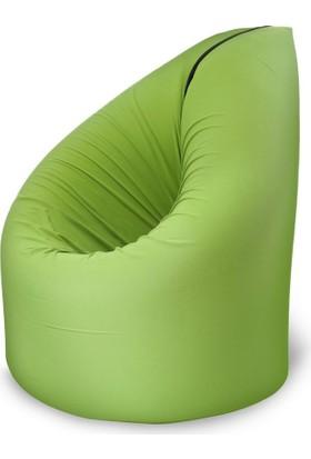 Paq Bed Koltuk Yatak Yeşil