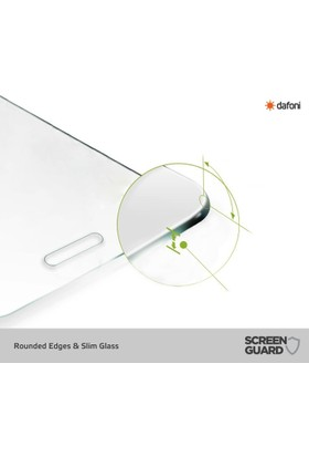 Dafoni Sony Xperia XA Ultra Tempered Glass Premium Full Cam Ekran Koruyucu