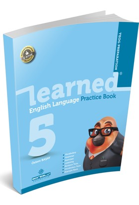 Learned 5. Sınıf / Learned® English Language Practice Book