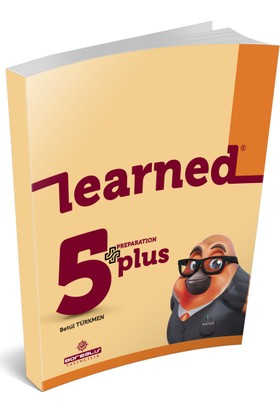 Learned 5. Sınıf / Learned® 5 Preparation Plus+