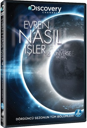 How The Universe Works Season 4 (Evren Nasıl İşler Sezon 4) (Dvd)