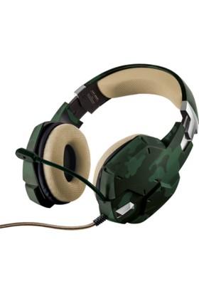Trust 20865 Gxt322C Dynamıc Kulaküstü Oyuncu Kulaklık Yeşil