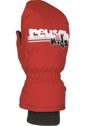 REUSCH - Kids Mitten Çocuk Kayak Eldiveni Kırmızı