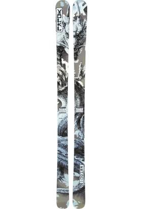Völkl Kendo Flat Kayak Siyah/Beyaz