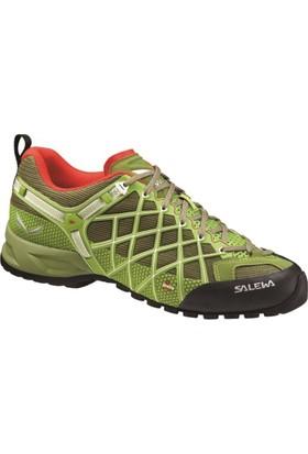 SALEWA - Men Wildfire Ayakkabı Yeşil
