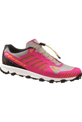 DYNAFIT - Feline Vertical Women Koşu Ayakkabısı Fuşya/Gri
