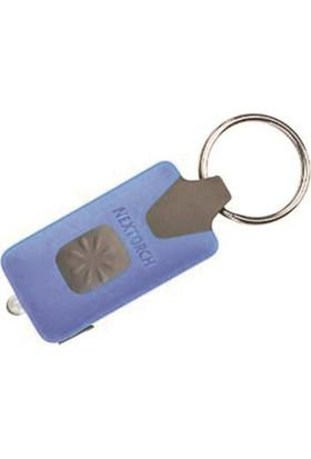 NexTorch - GL10 Blue Usb Şarjlı Anahtarlık Fener